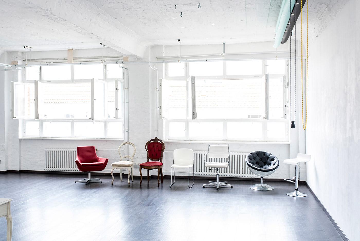 bilder und grundriss vom ocean studio berlin. Black Bedroom Furniture Sets. Home Design Ideas